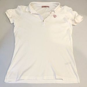 Juicy Couture Polo Shirt Large
